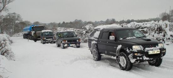 Snow Scenes 1