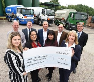 FPS Fights Fuel Poverty In The Midlands With Funds