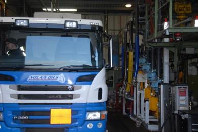 Nolan Oils - EAP Tanker Loading Package