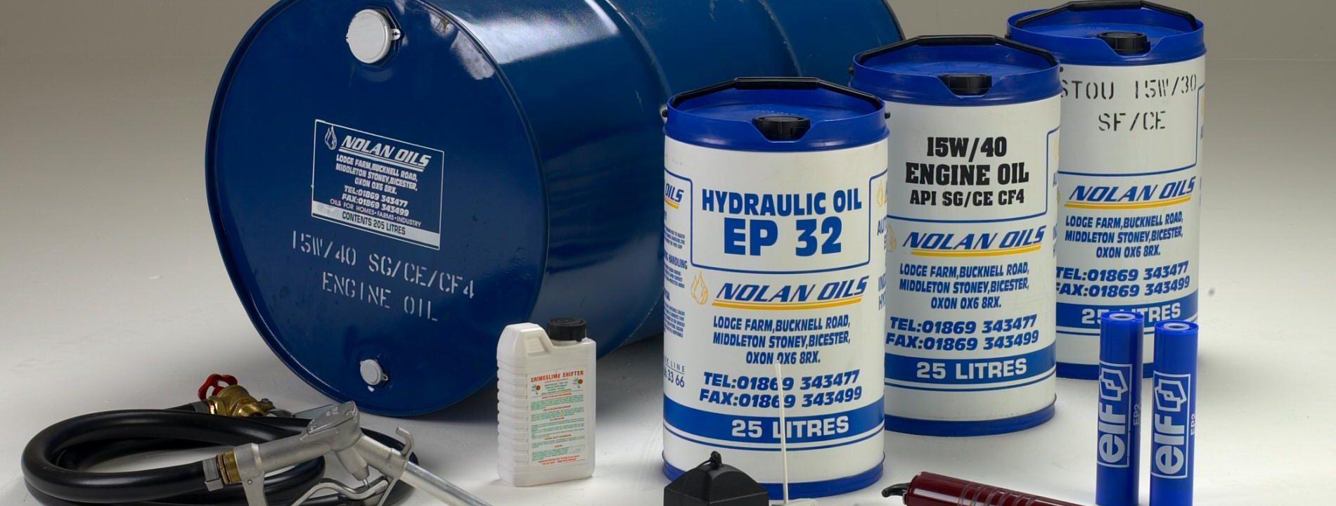 Nolan Oils - Lubricants