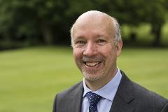 Malcolm Farrow, Head of Communications, OFTEC